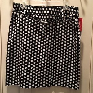NWT Rafaella brand skirt